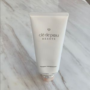 Very cleanly used Cle De Peau Masque Transparence